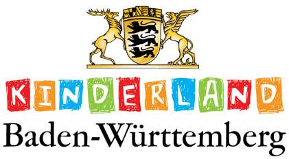Logo Kinderland Baden-Württemberg